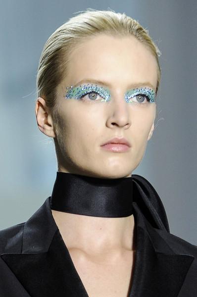 Dior Runway Makeup