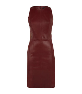 The Row Sharlow Leather Dress