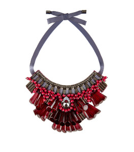 Matthew Williamson Opulent Beaded Necklace