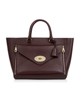 Mulberry Willow Classic Silky Calf Tote