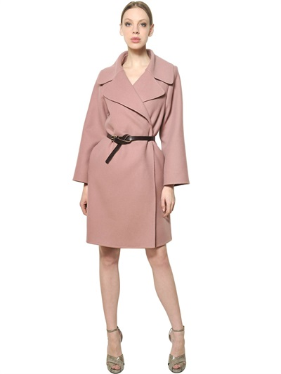 MARC JACOBS Double Cashmere Cloth Coat buy HERE