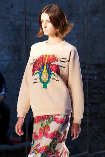 Christopher Kane SS14 (British Fashion Council) 3
