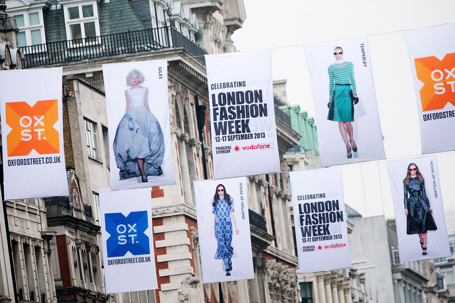 Oxford Street Fashion Showcase