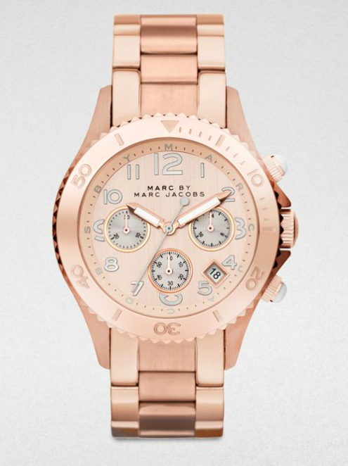 Marc by Marc Jacobs Amy Watch buy HERE