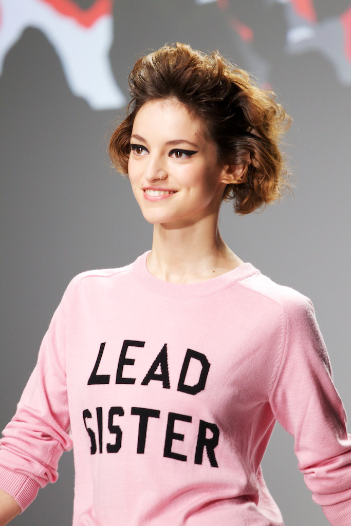 Sister by Sibling SS14 (British Fashion Council) 1