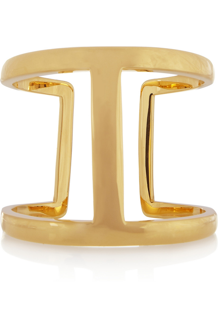 MAIYET  Gold Plated Cuff buy HERE