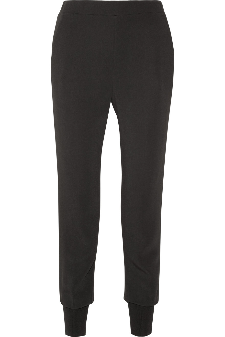 STELLA McCARTNEY  Julia Stretch-Cady Tapered Pants buy HERE