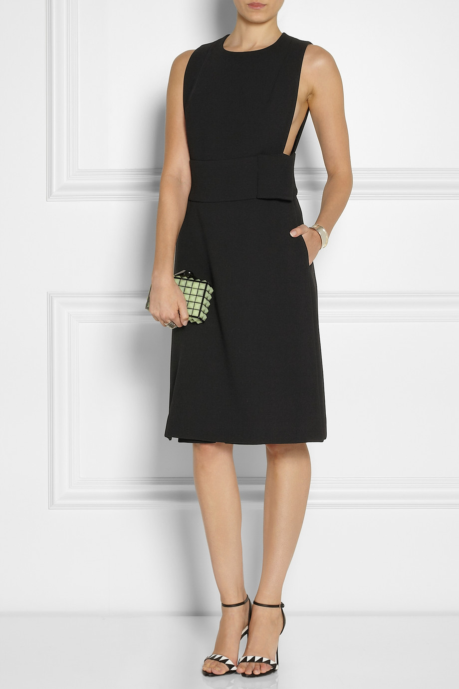 THAKOON  Crepe Dress buy HERE