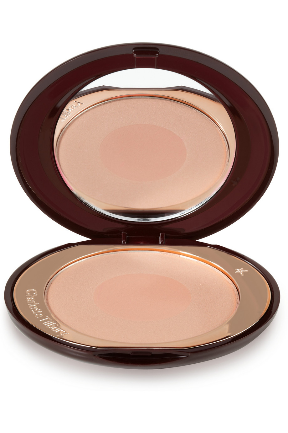 CHARLOTTE TILBURY Cheek To Chic Swish & Pop Blusher - First Love buy HERE