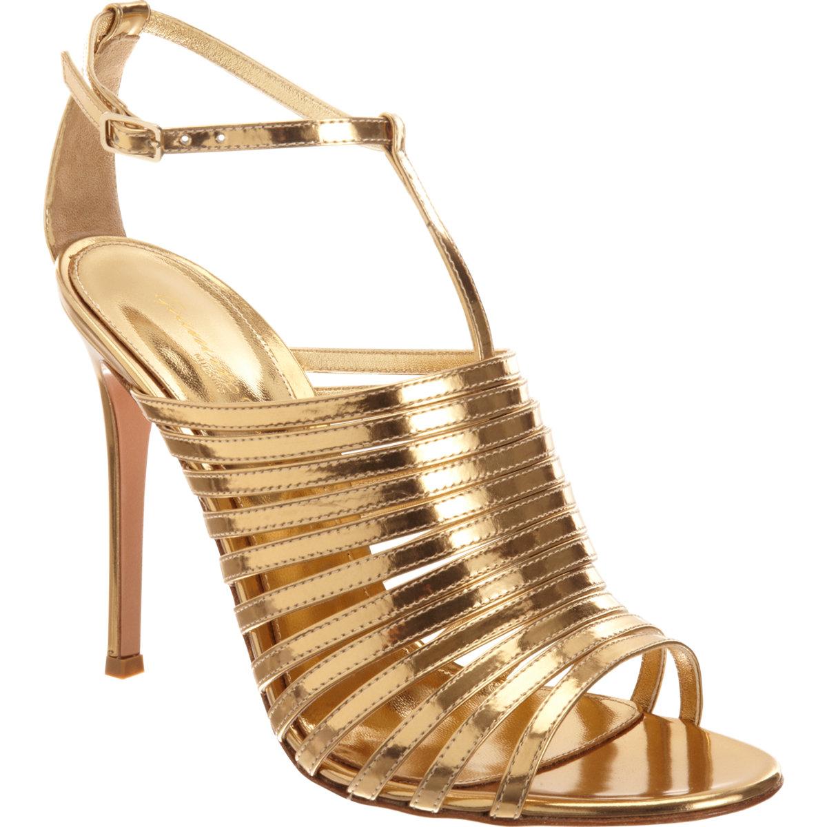 GIANVITO ROSSI Multi-Brand T-Strap Sandal buy HERE
