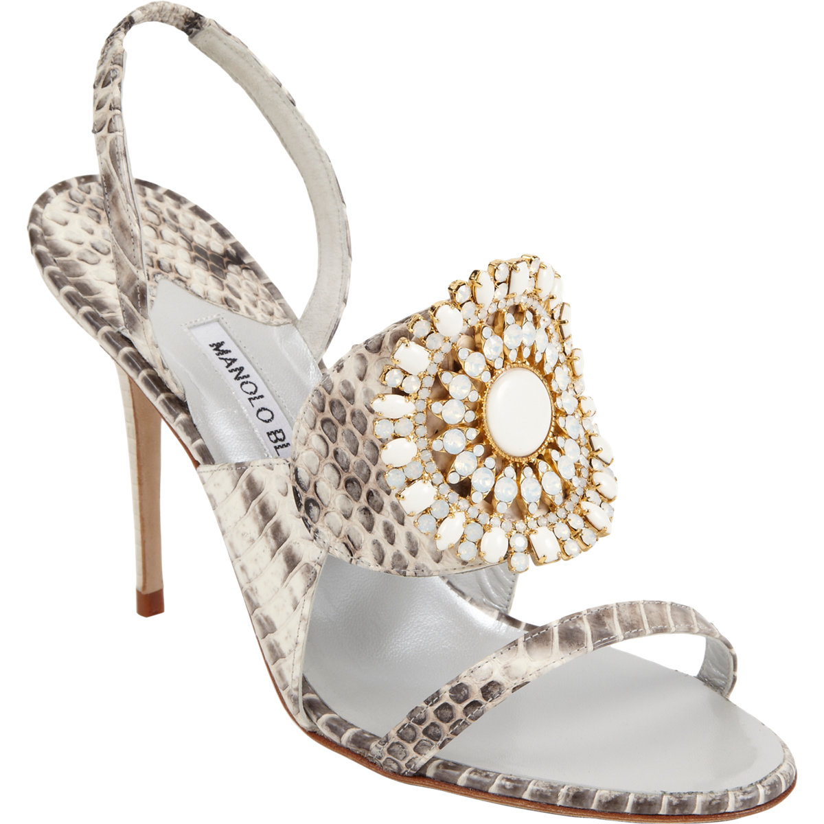 MANOLO BLAHNIK Bombita buy HERE