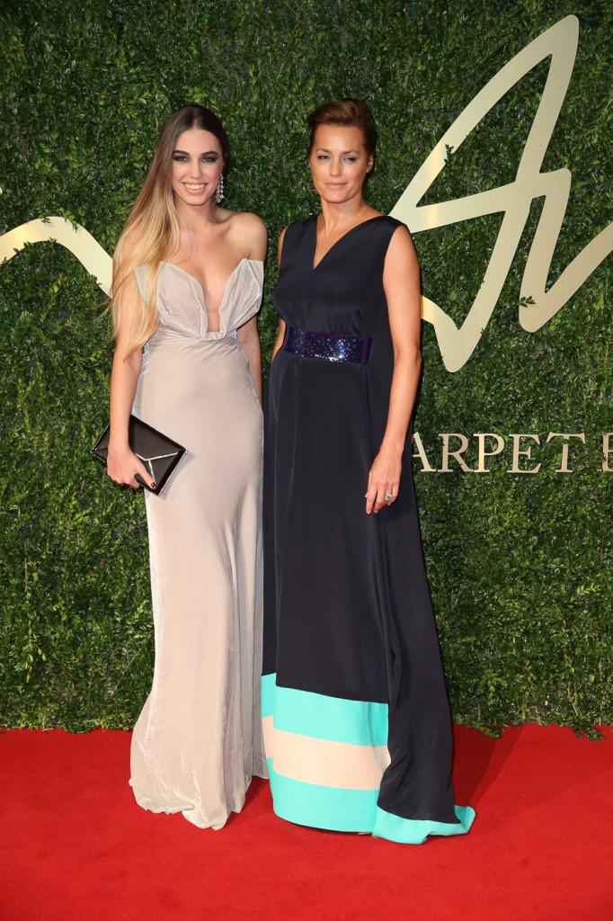 Amber & Yasmin Le Bon