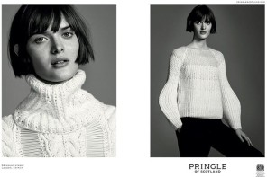 Pringle of Scotland AW/14 Campaign