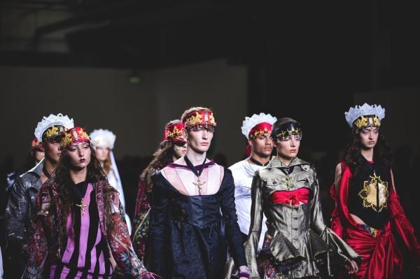Fashion East SS15 (Daniel Sims, British Fashion Council) 5