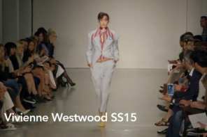 Vivienne Westwood Red Label SS15 at London Fashion Week