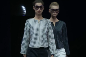 EMPORIO ARMANI SS15 AT MILAN FASHION WEEK