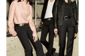 Sabrina Loffreda & Sasha Luss for Tom Ford Cruise SS15