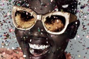 Nykhor Paul for Karen Walker Eyewear 10 year Birthday Project