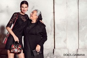 Video & Campaign: Dolce & Gabbana SS/15