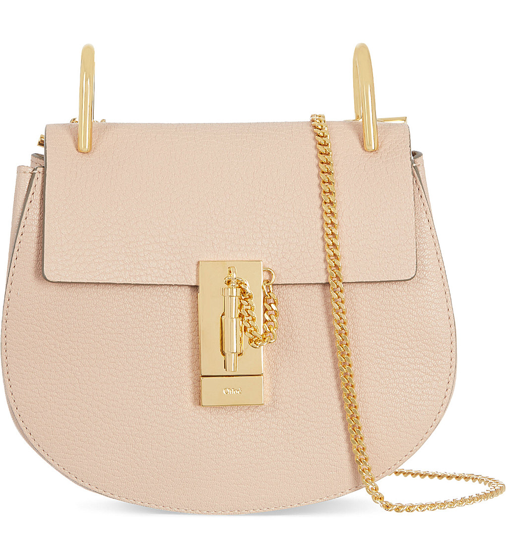 63574e580e Chloe Drew Mini Shoulder Bag   BEAUTY REBEL – BRITISH BEAUTY JOURNAL