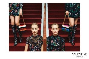 Valentino FW/15 Campaign by Michal Pudelka