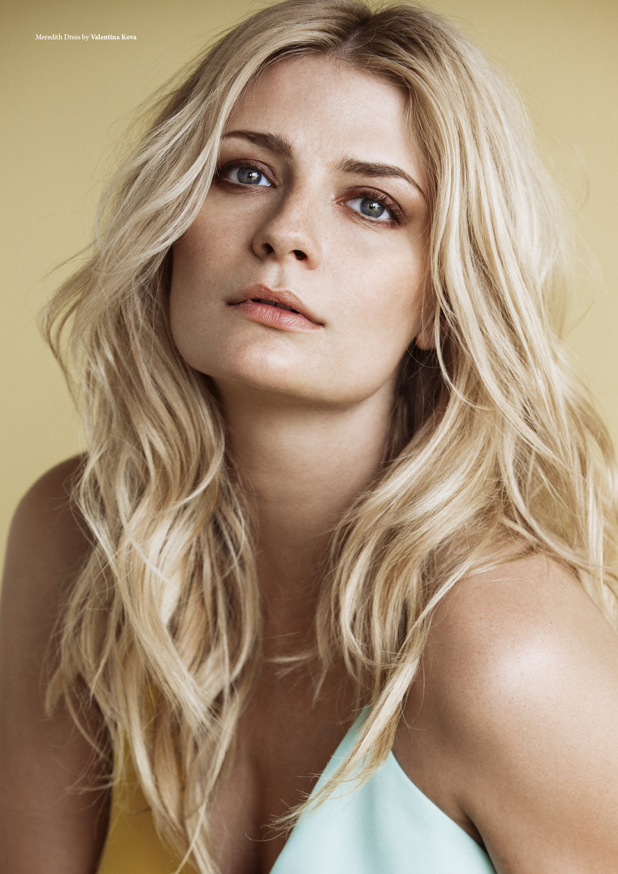Cover Story: Mischa Barton by Dennis Leupold for Beauty ... Mischa Barton