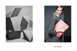 Lexi Boling for Giada FW/15