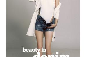 Beauty in Denim for Beauty Rebel #4