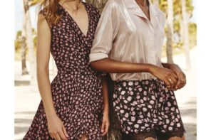 Topshop SS/16 Campaign