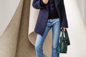 Marjan Jonkman at Premier Models for Derek Lam 10 Crosby AW/16 Lookbook