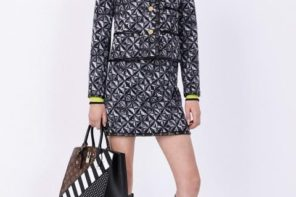Emmy Rappe at IMG for Louis Vuitton Pre-Fall 2016 Lookbook
