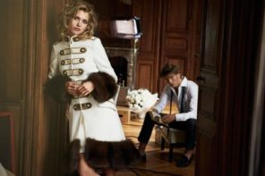 Ermanno Scervino AW/16 campaign by Peter Lindbergh