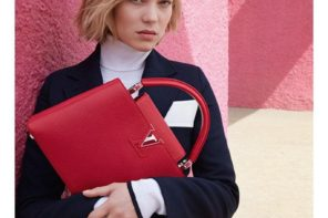 Louis Vuitton Spirit Of Travel SS/16 Campaign