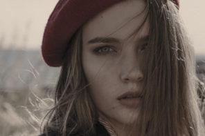 Alisa Nekrasova at Elite Barcelona by Alejandro Brito for Beauty Rebel #5