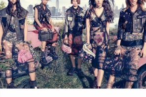 Coach SS/17 Campaign by Steven Meisel