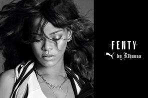 Rihanna for FENTY X PUMA Spring 2017