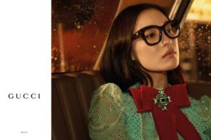 Gucci SS17 Eyewear Campaign by Glen Luchford