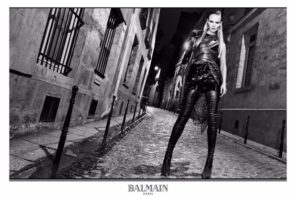 Balmain F/W 2017 Campaign