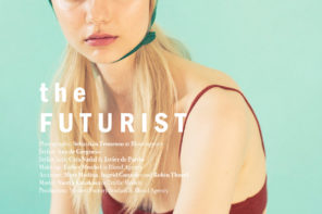 Nastya Kusakina at Traffic Models by Sebastian Troncoso for L'Beaut Magazine #5