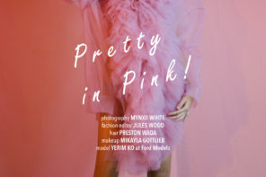 Pretty In Pink by Mynxii White for L'Beaut #5