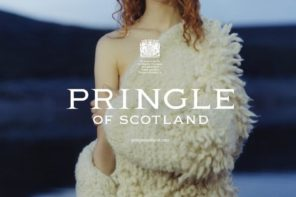 Pringle of Scotland FW17 Campaign by Harley Weir