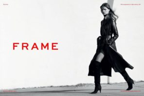 Faretta at The Society Mgmt for Frame FW17 Campaign