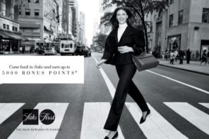 Diana Moldovan at IMG by Jennifer Livingston for Saks Fifth Avenue