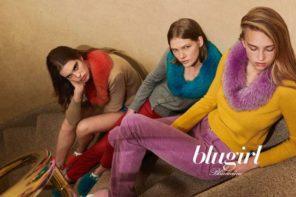 Blugirl FW18 Campaign by Brianna Capozzi