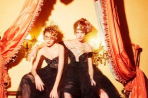 Temperley London SS18 Campaign by Ellen von Unwerth