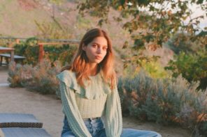 Constanze Saemann at View Mgmt for Free People SS19 Lookbook