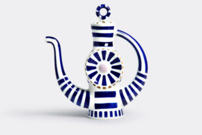Sargadelos 'Buñica' Coffee Pot