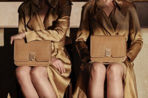 Burberry: The TB Bag Campaign SS19