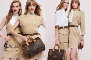 Louis Vuitton Monogram Giant SS19 by Jen Carey