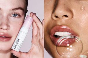 Glossier Bubblewrap 2019 Campaign by Ben Hassett